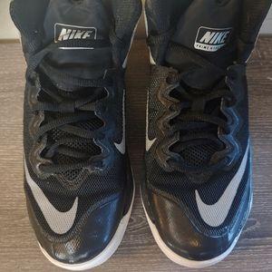 Nike Boys Prime Hype DF II Basketball Shoes 4Y